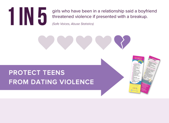 Protect teens from dating violence
